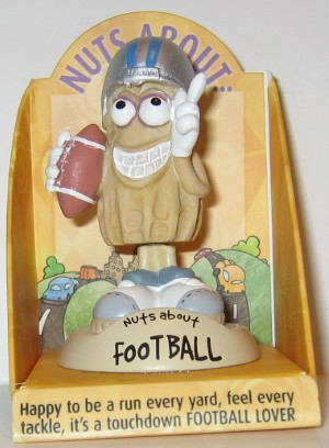 "Nuts About Work ""Football"""
