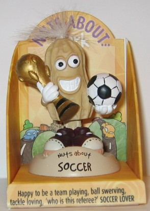 "Nuts About Work ""Soccer"""